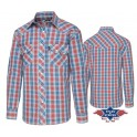 Camicia Stars and Stripes Lorenzo