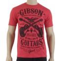 T-shirt Gibson Guitar Heritage