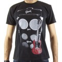 T-shirt Gibson Stack GBM519