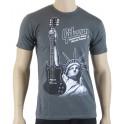 T-shirt Gibson Guitar Liberty