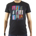 T-shirt Fender Pop Art FMT2214