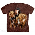 T-Shirt The Mountain Find 8 Horses