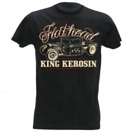 T-shirt King Kerosin Flathead