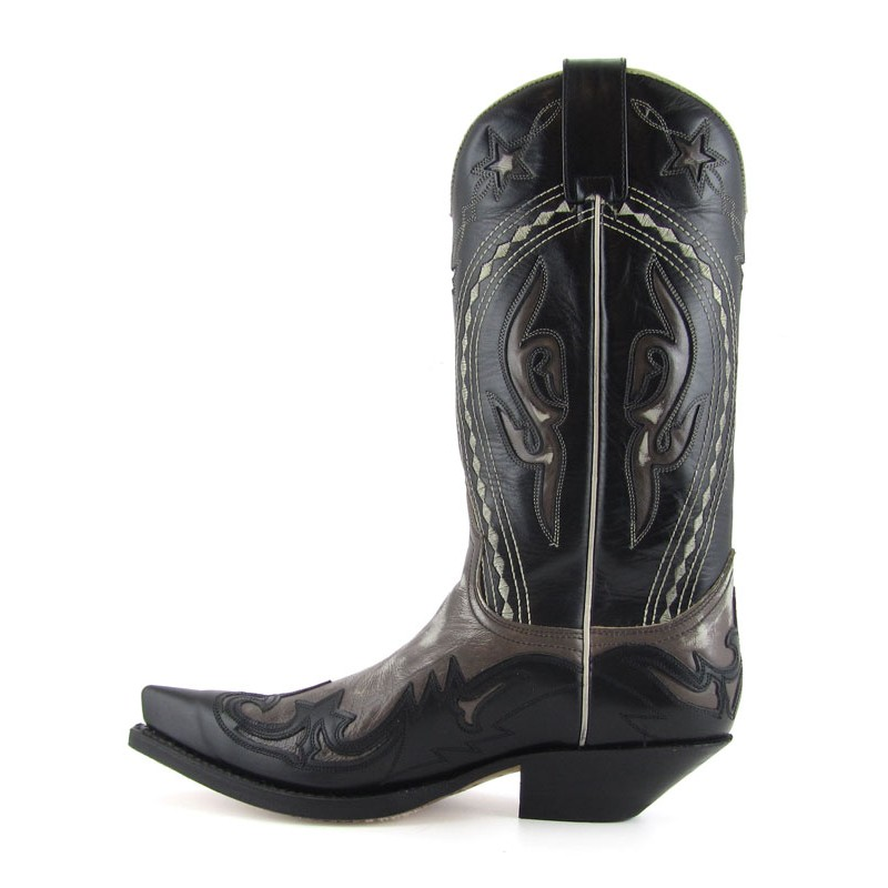 Wrangler Rock 47 >> Stivale Sendra Boots 6033 Hurrican Marfil - Cowboys and Kisses