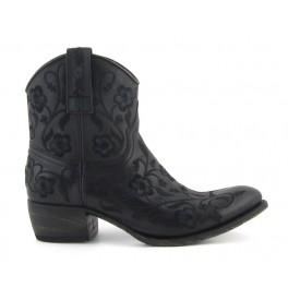 Stivale Sendra Boots 10064 Todi Negro