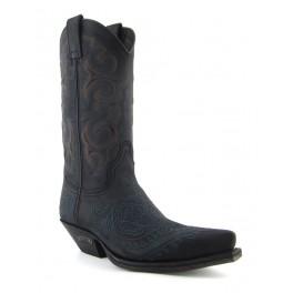 Stivale Sendra Boots 14605 Sprinter Negro Lavado