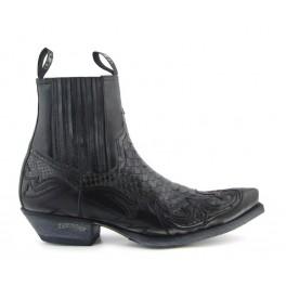 4660 Denver Gris Piton - Stivale Sendra Boots