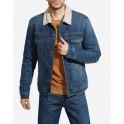 Jacket Sherpa Wrangler Blue Note