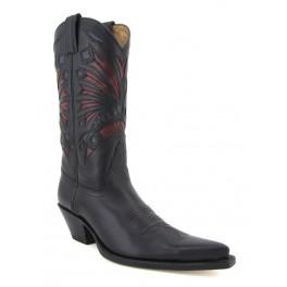 5071 Pull Oil Negro - Stivale Sendra Boots